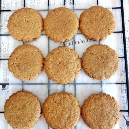 almond cookie abuja