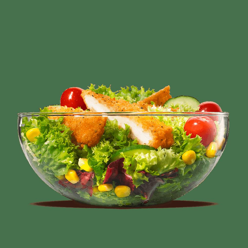 vegan salad in abuja